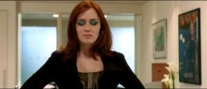 Emily Blunt In The Devil Wear Prada- Green Eye Makeup