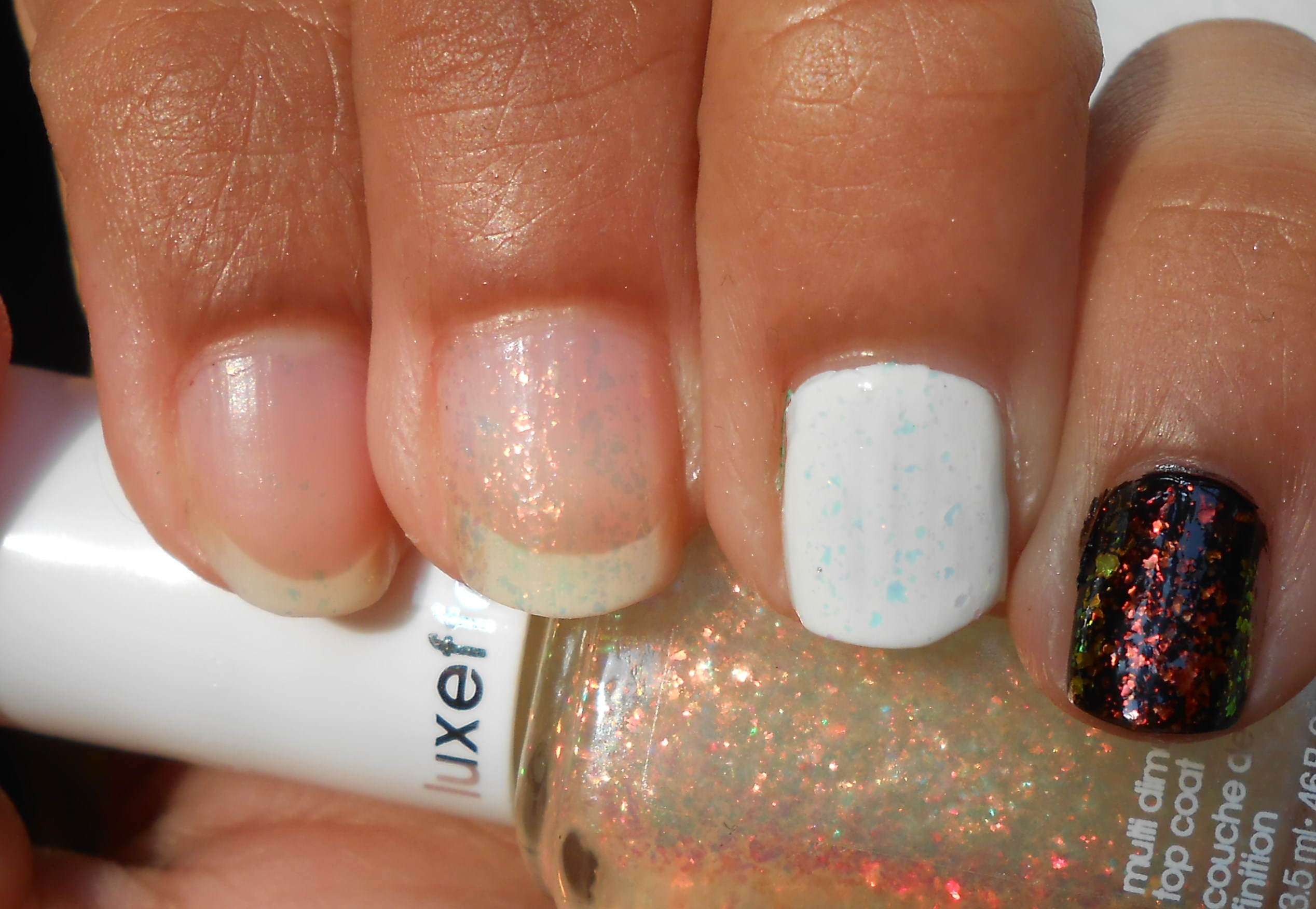 Essie Luxeffects Nail Polish Swatches